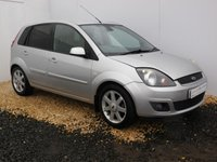USED 2008 58 FORD FIESTA 1.4 ZETEC CLIMATE TDCI 5d 68 BHP