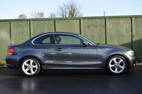 USED 2012 12 BMW 1 SERIES 2.0 120I EXCLUSIVE EDITION 2d 168 BHP WE OFFER FINANCE ON THIS CAR