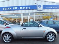 2006 FORD STREET KA CONVERTIBLE 1.6 ICE 2dr £1895.00