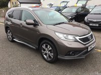 USED 2012 62 HONDA CR-V 2.2 I-DTEC EX 5d 148 BHP OUR  PRICE INCLUDES A 6 MONTH AA WARRANTY DEALER CARE EXTENDED GUARANTEE, 1 YEARS MOT AND A OIL & FILTERS SERVICE. 6 MONTHS FREE BREAKDOWN COVER.    CALL US NOW FOR MORE INFORMATION OR TO BOOK A TEST DRIVE ON 01315387070 !! !! LIKE AND SHARE OUR FACEBOOK PAGE !!