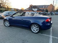USED 2009 09 VOLKSWAGEN EOS 2.0 SE TDI 2d 138 BHP - CABRIOLET IN EXCELLENT CONDITION