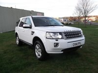 USED 2014 14 LAND ROVER FREELANDER 2.2 TD4 GS 5d 150 BHP 2 OWNERS, FULL LAND ROVER HISTORY!