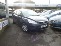 2009 FORD FOCUS 1.4 STUDIO 3d 80 BHP £3999.00