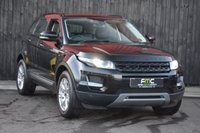 USED 2012 61 LAND ROVER RANGE ROVER EVOQUE 2.2 SD4 PURE TECH 5d AUTO 190 BHP Full Land Rover Service History