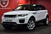 USED 2015 65 LAND ROVER RANGE ROVER EVOQUE 2.0 ED4 SE TECH 5d 148 BHP