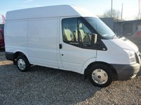 2013 FORD TRANSIT 2.2 260 1d 99 BHP £SOLD
