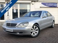 USED 1999 T MERCEDES-BENZ S CLASS 5.0 S500 L 4d AUTO 302 BHP LOW MILEAGE S500 - AYR - LUXURY VEHICLE ON OFFER -
