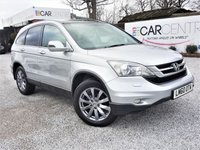 USED 2010 60 HONDA CR-V 2.0 I-VTEC ES-T 5d AUTO 148 BHP FULL HONDA HIST + FULL SPEC
