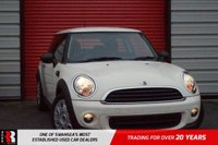 "USED 2011 61 MINI HATCH FIRST 1.6 FIRST 3d 75 BHP 15"" Steel Wheels"