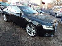 2008 AUDI A5 2.7 TDI SPORT 3d AUTO 187 BHP £6995.00