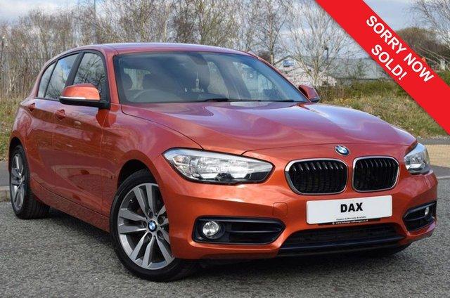 2015 15 BMW 1 SERIES 2.0 120D SPORT 5d 188 BHP
