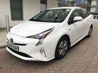 2018 TOYOTA PRIUS 1.8 VVT-I ACTIVE 5d AUTO 97 BHP £21290.00
