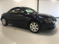 2004 AUDI TT 1.8 T 3d 177 BHP £2995.00