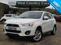 USED 2013 13 MITSUBISHI ASX 2.3 DI-D 3 5d AUTO 147 BHP Spacious And Reliable Family Car