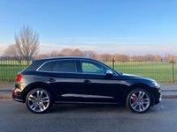 2018 AUDI SQ5 3.0 SQ5 TFSI QUATTRO 5d AUTO 349 BHP £45995.00