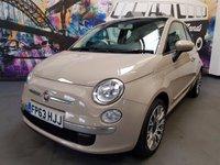 USED 2013 63 FIAT 500 1.2 LOUNGE 3d 69 BHP