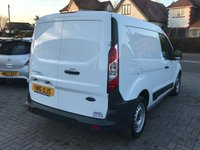 USED 2016 16 FORD TRANSIT CONNECT 1.5 Diesel Van Side Door Low Miles Service History White  Low Miles White Side Door Service History Bluetooth Connectivity Ply Lined 12 Months FREE AA Breakdown Cover