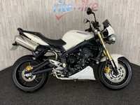 2009 TRIUMPH STREET TRIPLE STREET TRIPLE MOT TILL JULY 2019 VERY CLEAN EXAMPLE 2009 59 £3290.00