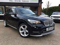 2015 BMW X1 2.0 XDRIVE18D XLINE 5d 141 BHP £14000.00