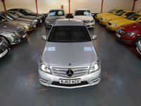 2012 MERCEDES-BENZ C CLASS C350 CDI BLUEEFFICIENCY SPORT 3.0 4d AUTO 265 BHP £10250.00