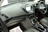 USED 2016 16 FORD KUGA 2.0 TITANIUM TDCI 5d 177 BHP BLUETOOTH - DAB - LEATHER