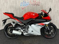 2015 YAMAHA YZF-R125 YZF R125 ABS MODEL LOW MILEAGE EXAMPLE 2015 15  £2790.00