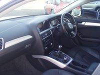 USED 2013 57 AUDI A4 2.0 TDI SE TECHNIK 4d 134 BHP