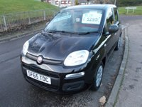 USED 2016 65 FIAT PANDA 1.2 POP 5d 69 BHP ++LOW MILEAGE CAR COMES WITH A FREE 6 MONTHS BREAKDOWN COVER++