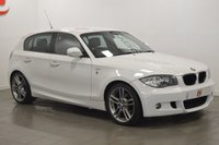 USED 2011 11 BMW 1 SERIES 2.0 118D PERFORMANCE EDITION 5d AUTO 141 BHP LOW MILES + SPECIAL MODEL + SERVICE HISTORY + LEATHER