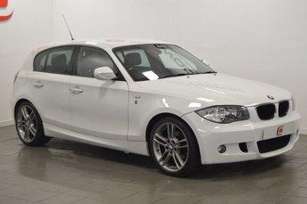 2011 BMW 1 SERIES 2.0 118D PERFORMANCE EDITION 5d AUTO 141 BHP £8995.00