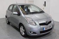 2011 TOYOTA YARIS 1.3 TR VVT-I 5d 99 BHP £4495.00