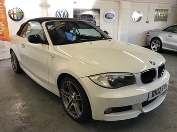 2012 BMW 1 SERIES 2.0 118I SPORT PLUS EDITION 2d AUTO 141 BHP £10990.00