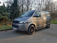 2015 VOLKSWAGEN TRANSPORTER 2.0 T28 TDI 4d 102 BHP AIR CON CRUISE CONTROL ELECTRIC PACK £13995.00