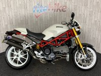 2007 DUCATI MONSTER  DUCATI S4 RS MOT TILL JULY 2019 1 OWNER FROM NEW 2007 07  £5990.00