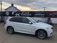 USED 2015 BMW X5 3.0 XDRIVE30D M SPORT 5d AUTO 255 BHP