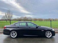 2016 BMW 5 SERIES 2.0 520D M SPORT 4d AUTO 188 BHP £16995.00