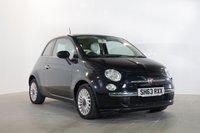 2013 FIAT 500 1.2 LOUNGE 3d 69 BHP £4870.00