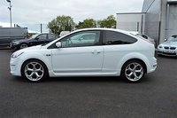 USED 2010 60 FORD FOCUS 2.5 ST-2 3d 223 BHP