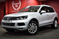 USED 2014 14 VOLKSWAGEN TOUAREG 3.0 V6 SE TDI BLUEMOTION TECHNOLOGY 5d AUTO 202 BHP