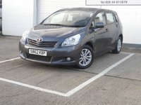 USED 2012 TOYOTA VERSO 2.0 TR D-4D 5d