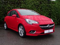 """USED 2015 15 VAUXHALL CORSA 1.4 SRI VX-LINE 3d 89 BHP Excellent First Car, Low Insurance Group 6, Bluetooth, Air Conditioning, 17"""" Alloy Wheels, Intelilink, Tinted Glass, Cruise Control, Auto Lights, Voice Command, Spare Key, Drive Away In Under 1 Hour"""