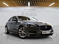 USED 2015 65 JAGUAR XF 2.0 R-SPORT 4d AUTO 177 BHP - EURO 6 +  Well-Maintained by 1 Owner From New With Main Dealer Jaguar Service History - 0% DEPOSIT FINANCE AVAILABLE