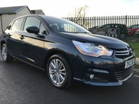 2012 CITROEN C4 1.6 VTR PLUS HDI 90ps 5 door 56000 miles 2 owners full service history  £4795.00
