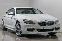 2015 BMW 6 SERIES GRAN COUPE 3.0 640D M SPORT GRAN COUPE 4d AUTO 309 BHP £23990.00