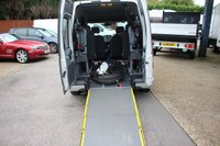 USED 2010 10 FORD TOURNEO CONNECT 1.8 TREND TDCI 4d 90 BHP with WHEEL CHAIR ACCESS and 6 SEATS