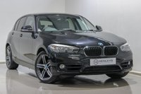 2015 BMW 1 SERIES 2.0 118D SPORT 5d 147 BHP £12790.00