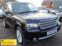 2012 LAND ROVER RANGE ROVER 4.4 TDV8 WESTMINSTER 5d AUTO 313 BHP £18240.00