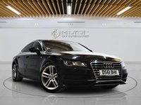 USED 2011 61 AUDI A7 3.0 TDI S LINE 5d AUTO 204 BHP + Sat/Nav, Leather Interior, Blueto