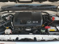 USED 2011 61 TOYOTA HI-LUX 2.5 HL2 4X4 D-4D DCB 1d 142 BHP