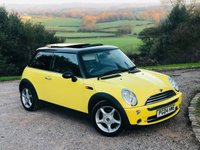 USED 2004 04 MINI HATCH COOPER 1.6 COOPER 3d 114 BHP CHILI PACK